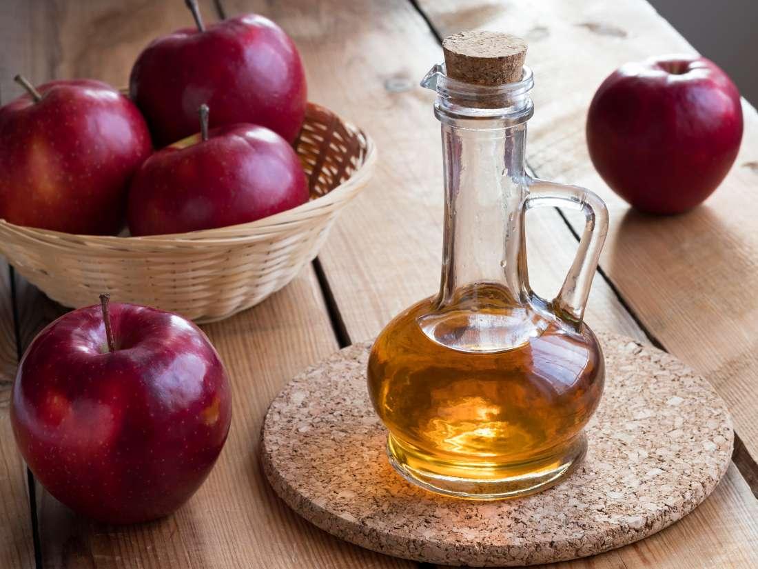 warts cure apple cider vinegar