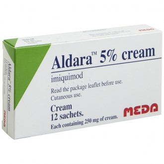 aldara cream for hpv