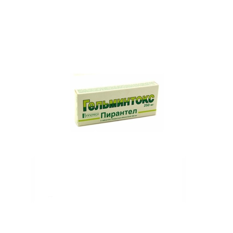 Helmintox Comprimate Filmate Mg | myHealthbox