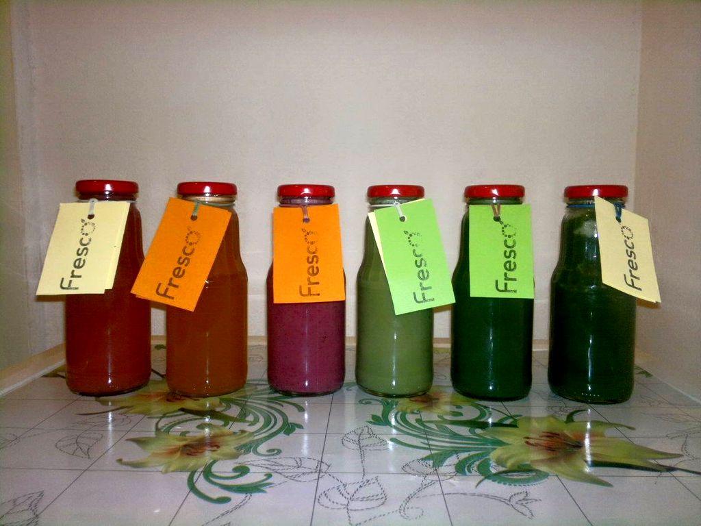 Cura de Detox – Juice detox 3 zile!!!