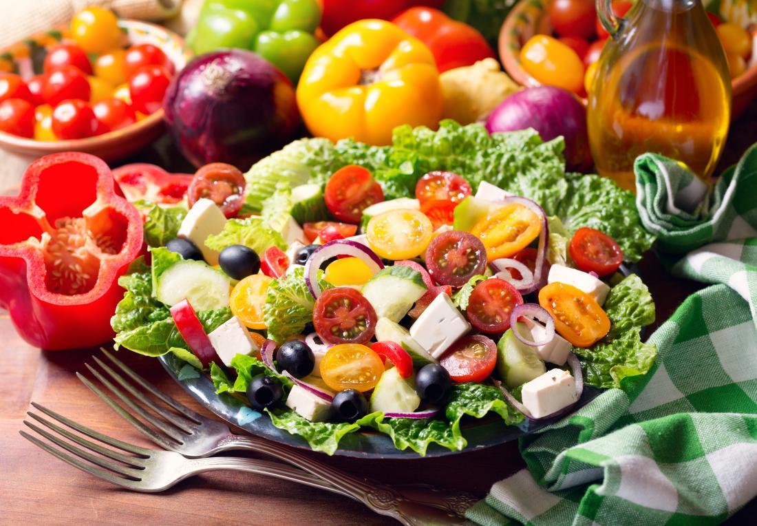 colorectal cancer vegetarian)