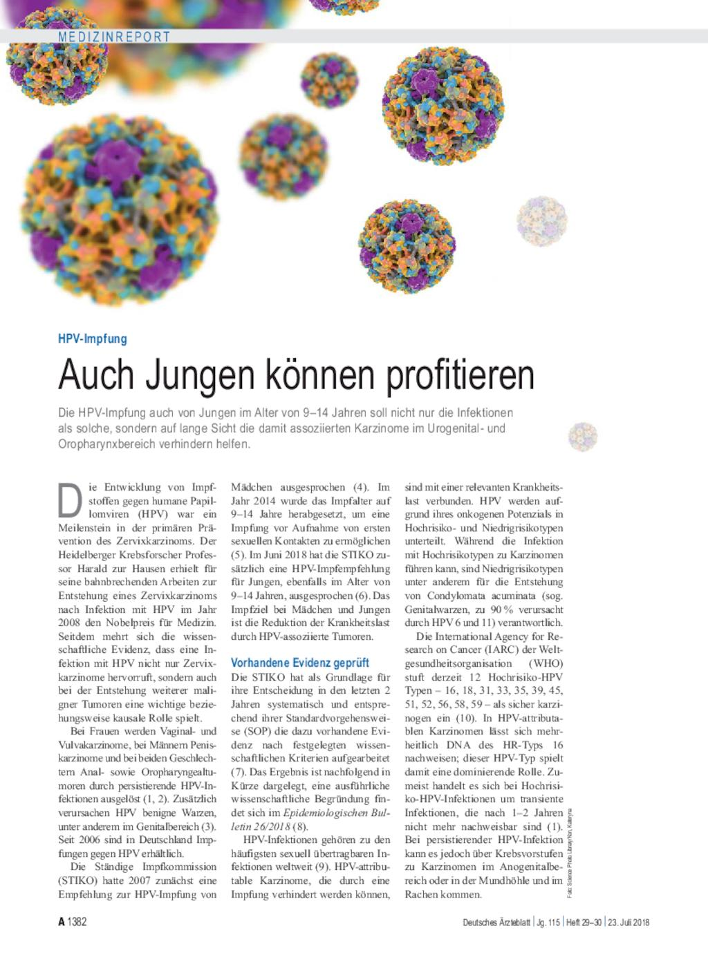 hpv impfung jungen alter ovarian cancer young age