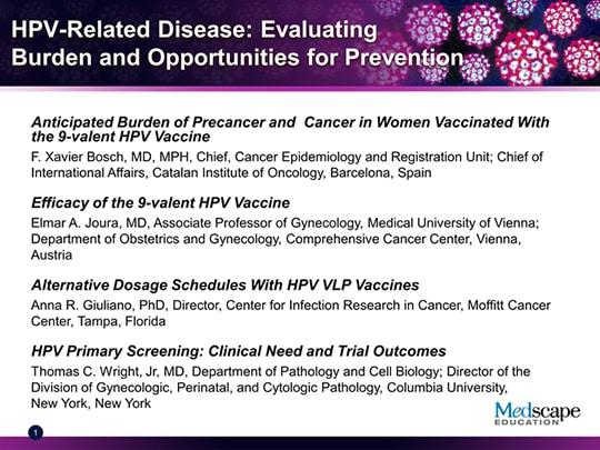 hpv associated disease)