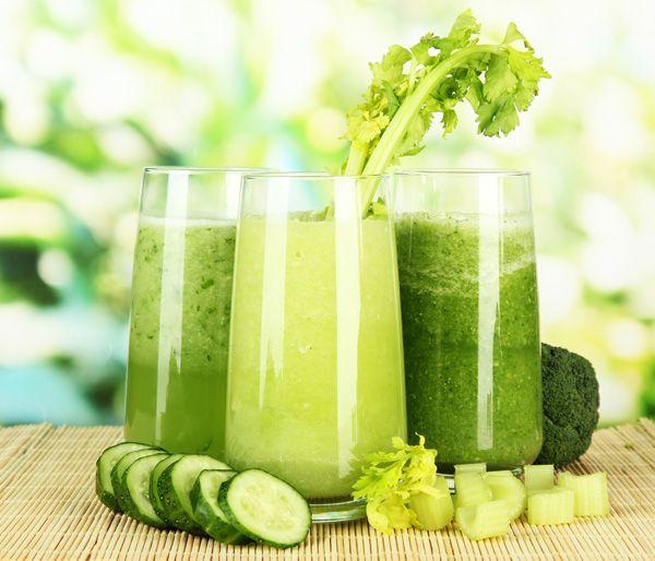 smoothie verde detoxifiant retete tratament eliminare paraziti intestinali