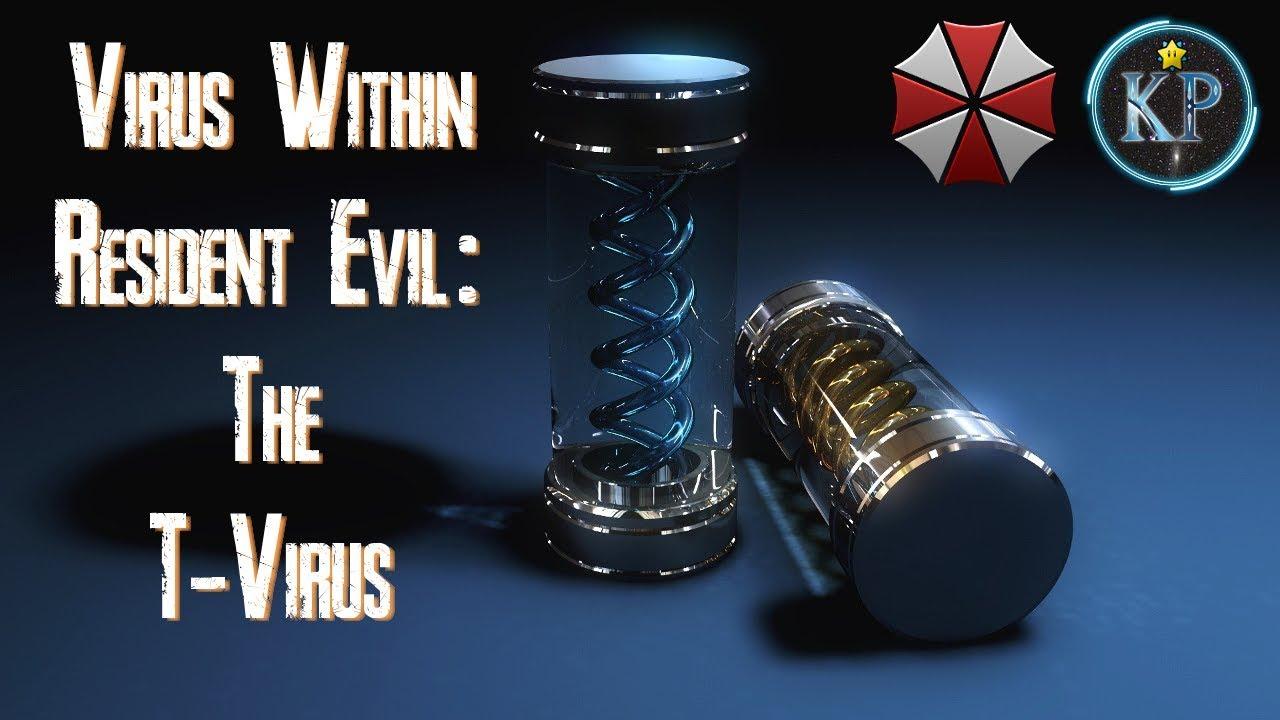 t virus resident evil)