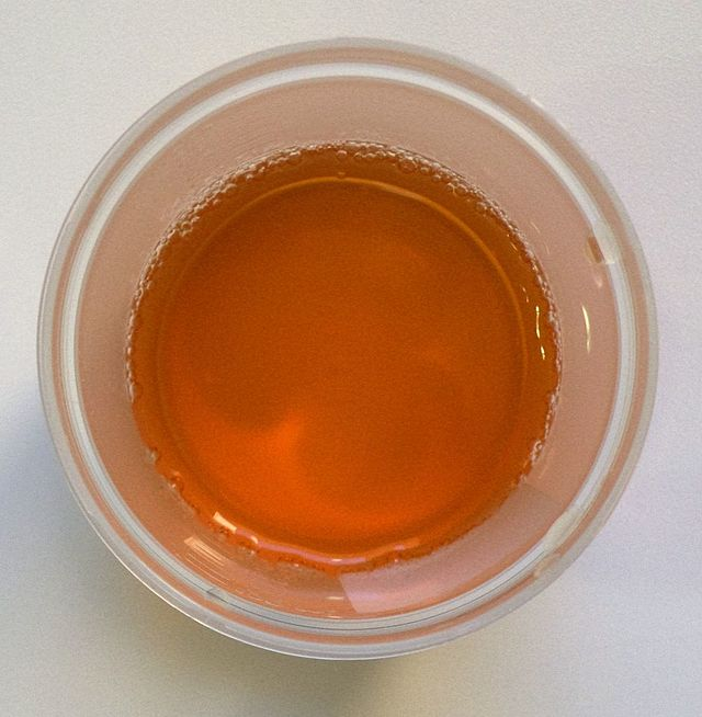 toxine urinaire)